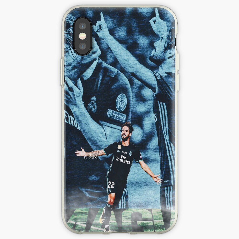 "Isco ""Magia"" iPhone-Hülle & Cover"