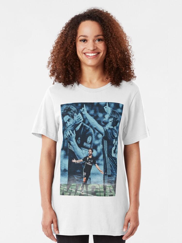 """Alternative Ansicht von Isco """"Magia"""" Slim Fit T-Shirt"""