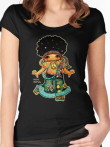 Miss Bling TShirt Women's Fitted Scoop T-Shirt
