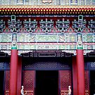 Martyr's Shrine in Taipei by Anna Lisa Yoder
