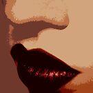 Kiss by Dmarie Becker