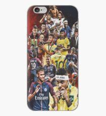 Neymar JR (Von Santos nach PSG + BRANT) iPhone-Hülle & Cover