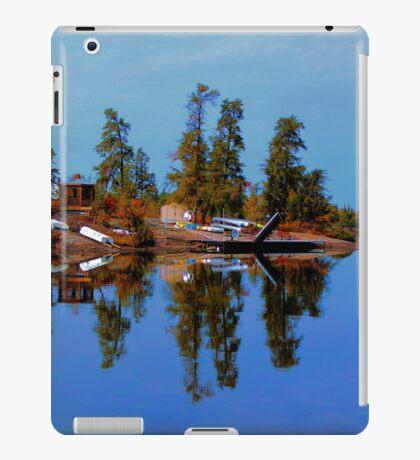 Lake Brereton iPad Case/Skin
