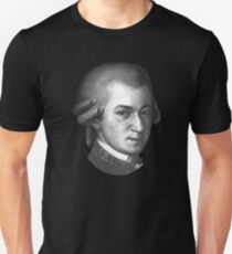 The genius Wolfgang Amadeus Mozart T-Shirt