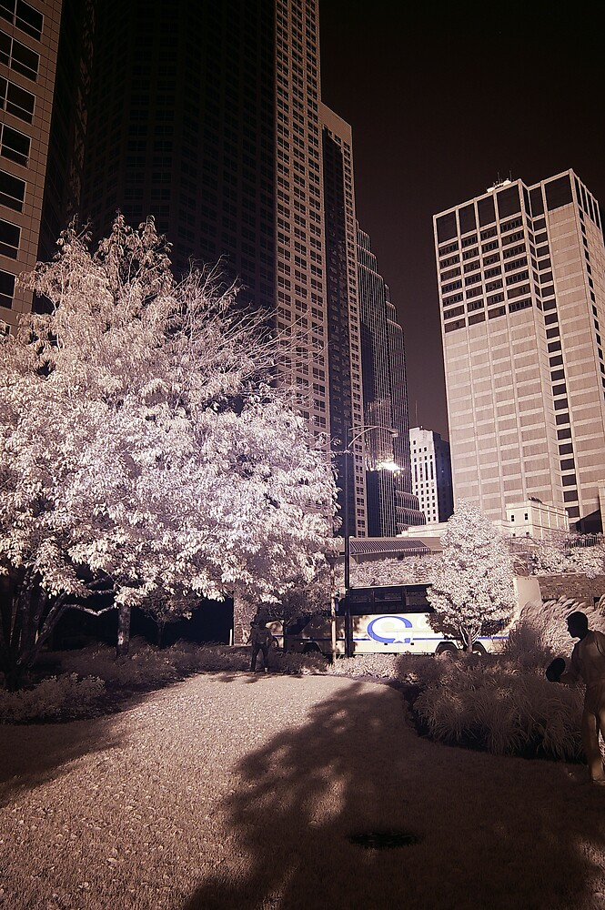 Chicago Infra Red by Michael Gatch