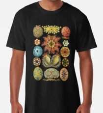 Haeckel illustration Long T-Shirt