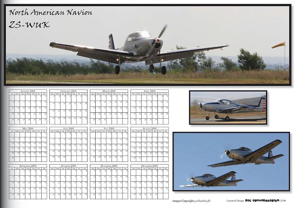 Customised Calendars by Paul Lindenberg