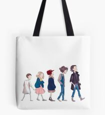 """Eleven """"Outfit Changes"""" Tote Bag"""