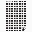 Ninja Bunny Blocks by Latak