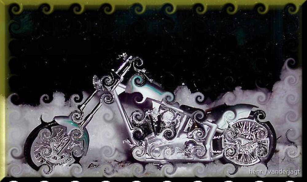 LITTLE RIDE CURLED by Henry VanderJagt