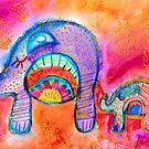 WAIT UP MUMMA by Karen Cougan
