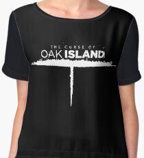 oak island, Chiffon Top