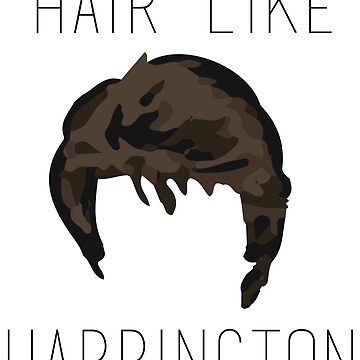 Hair Like Harrington  by ineffablexx