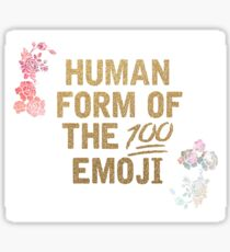 100 Emoji Sticker