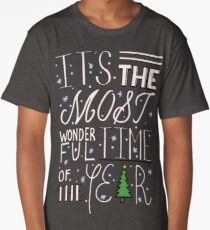 Most Wonderful Time of The Year - II Long T-Shirt