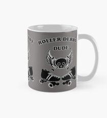Roller Derby Dude Mug