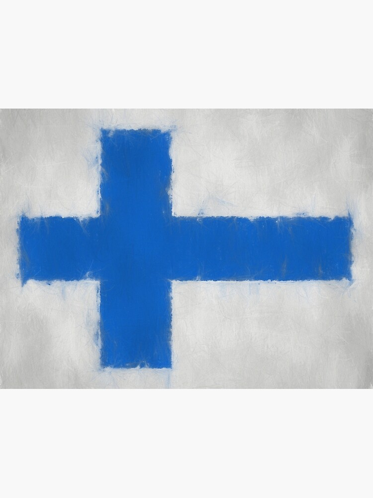 Finnish Flag No. 66, Series 3 by 8th-and-f