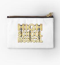 High School Musical Zipper Pouch