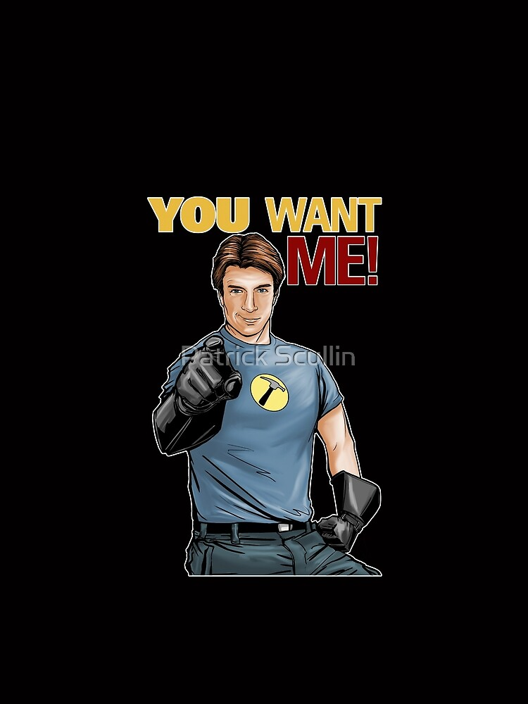 Captain Hammer - You Want Me by supersiblings