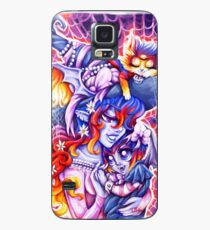Witchy Mama and Baby Vamplette Case/Skin for Samsung Galaxy