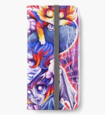 Witchy Mama and Baby Vamplette iPhone Wallet/Case/Skin