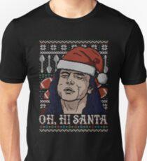 Oh Hi Santa Unisex T-Shirt