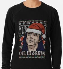 Oh Hallo Santa Leichter Pullover