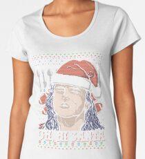 Oh Hi Santa Women's Premium T-Shirt