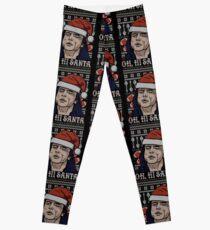 Oh Hi Santa Leggings