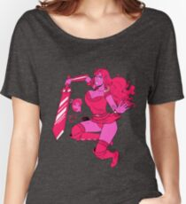 Lusty Attack - Multicolour Women's Relaxed Fit T-Shirt