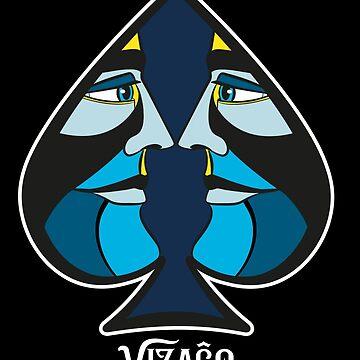 Ace of Spades - VIZAĜO by Frejasphere