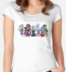 Monster High - Bootiful Ghouls Women's Fitted Scoop T-Shirt