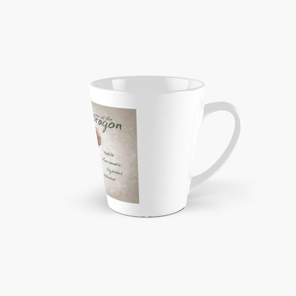 Year of the Dragon Calendar (white) Mug