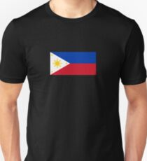 Philippines Flag - Filipino Sticker Poster Unisex T-Shirt