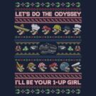 Super Ugly Odyssey by Punksthetic