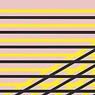 Pink Streets, Yellow Signs by adevarias