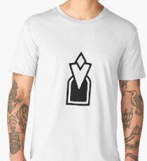 Skyrim Quest Marker Men's Premium T-Shirt