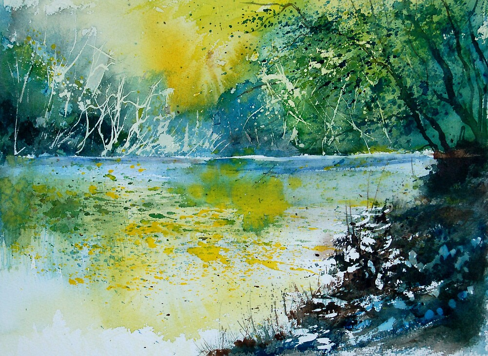 watercolor 051108 by calimero