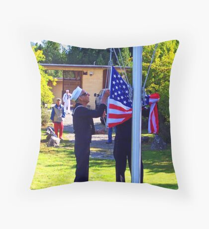 National Treasures Throw Pillow