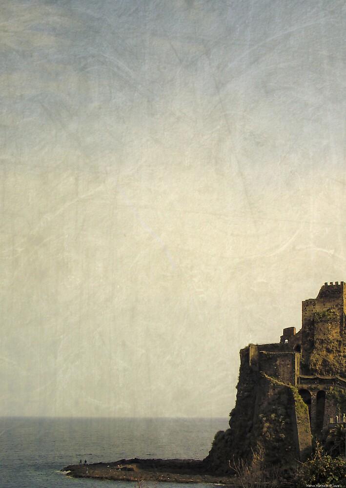 The castle by Andrea Rapisarda