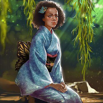 Kimono of Naath by Tsuyoshi