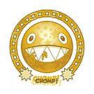 CHOMP CHOMP by Cow41087