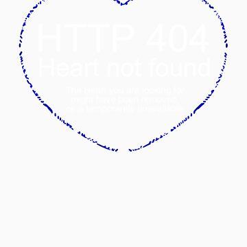 404 - Heart not found by FelisTek