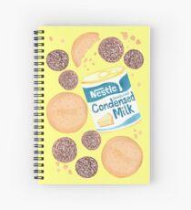 Make Rum Balls Spiral Notebook