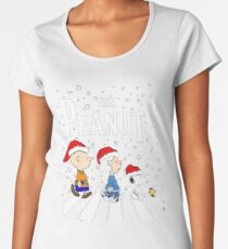 The Peanuts Women's Premium T-Shirt