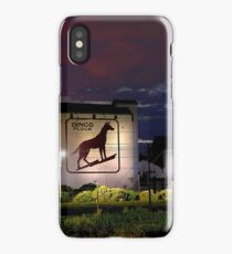Dingo Flour - Fremantle Western Australia  iPhone Case/Skin