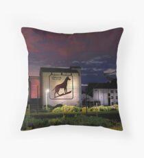 Dingo Flour - Fremantle Western Australia  Throw Pillow
