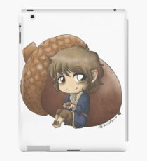 Bilbo & Acorn iPad Case/Skin