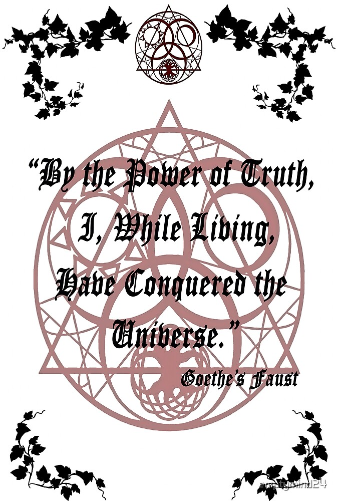 By the Power of Truth by Mikhayl Von Riebon