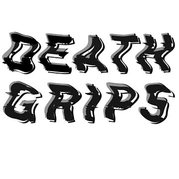 Death Grips Logo by musicdjc